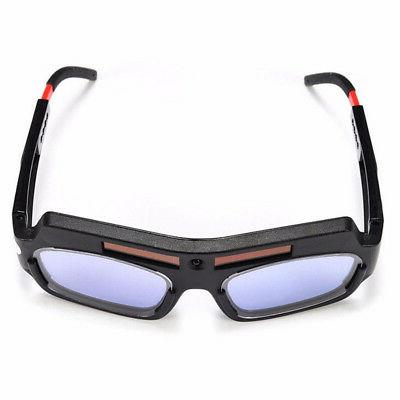 NEW Solar Powered Darkening Welding Mask Helmet Eyes Goggle Welder