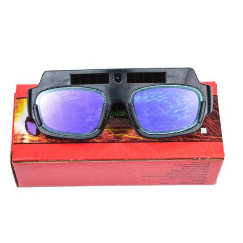 Darkening Welding Eyes Goggle Glasses