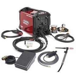 Lincoln Power MIG 210 MP Multi-Process MIG & Stick Welder wi