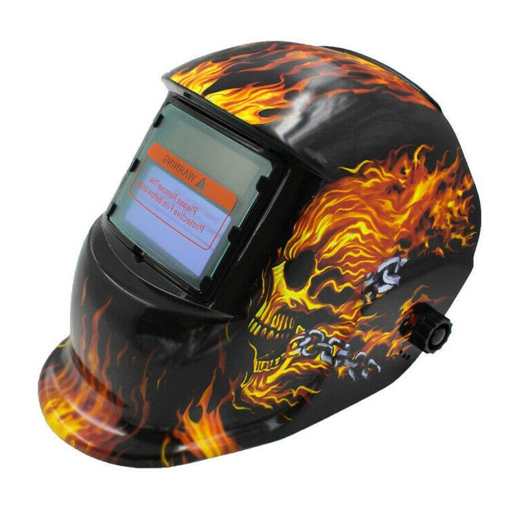 Pro Solar Welding Helmet Arc Mig Mask Mask
