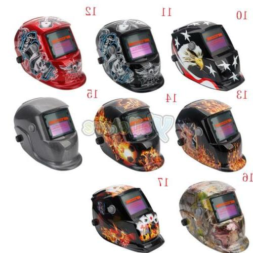 Pro Solar Auto Welding Tig Mask Grinding Protective