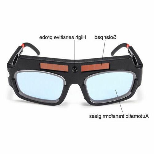 Darkening Mask Helmet Eyes Goggle Welder