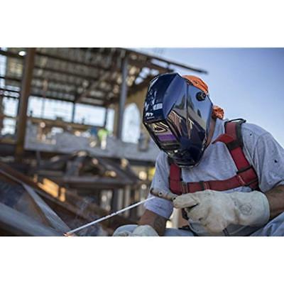 Pyramex Welding Safety WHAM3030GB Auto Darkening Helmet, Glossy