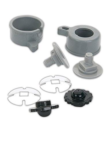 quick lok helmet adapter kit