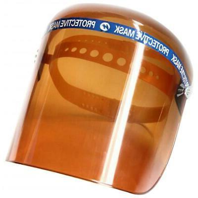 reusable face shield full face guard ppe