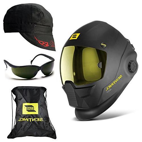 sentinel a50 automatic welding helmet