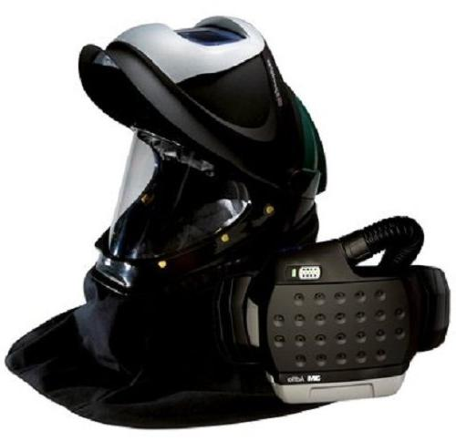 sgv powered air purifying respirator
