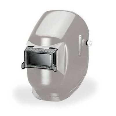 SELLSTROM 29311-10 Welding Helmet, Shade 10, Silver