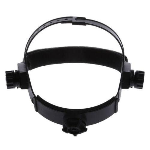 adjustable welding mask headband auto dark helmet