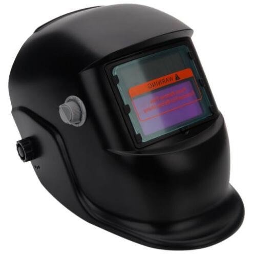 New Auto Darkening Grinding Welder Mask