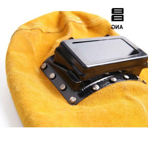 Solar Auto Lens Leather Welding