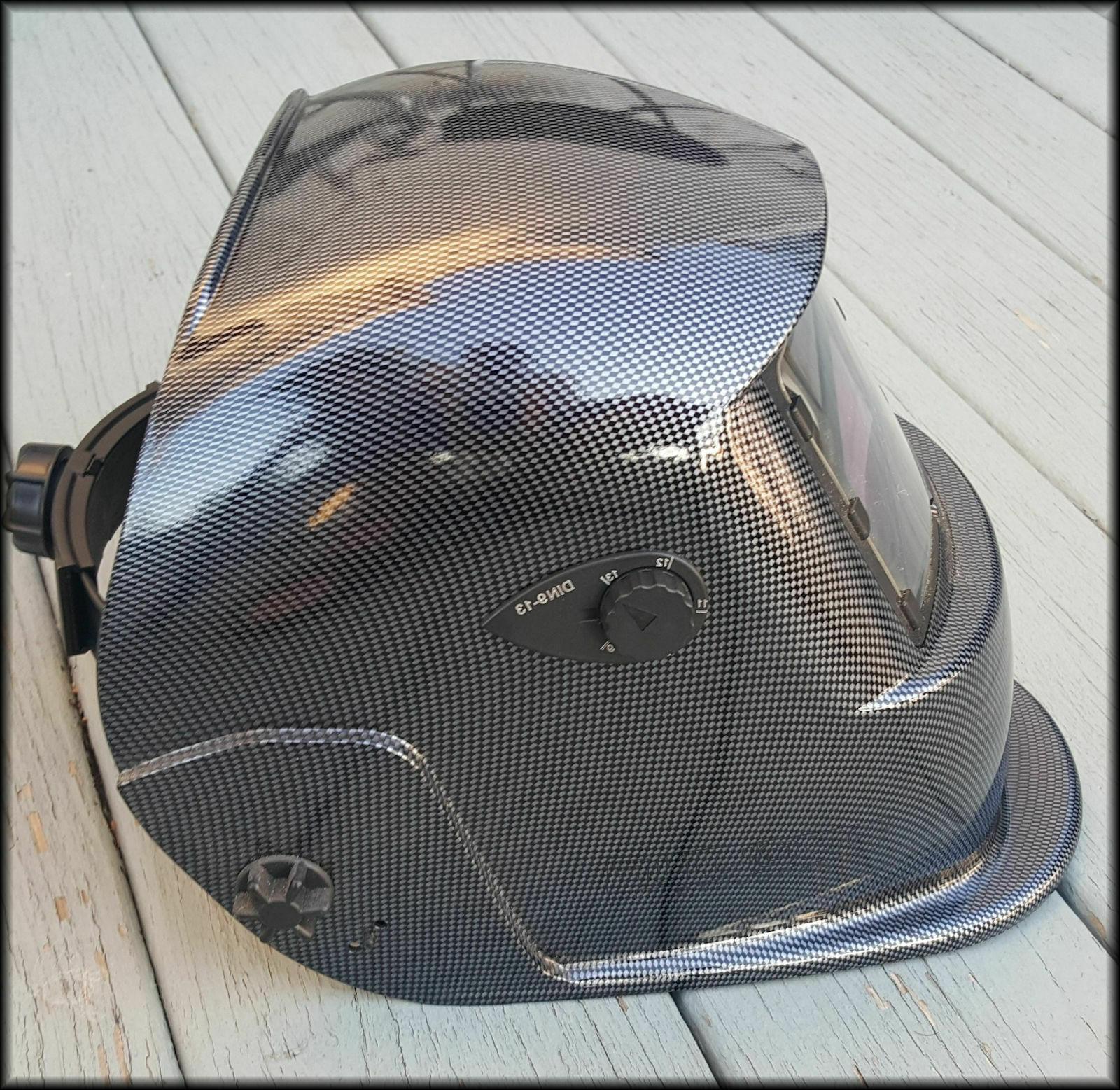solar auto darkening welding grinding helmet 1