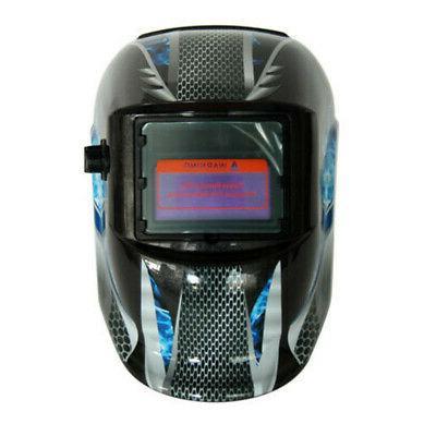 solar auto darkening welding helmet tig mig