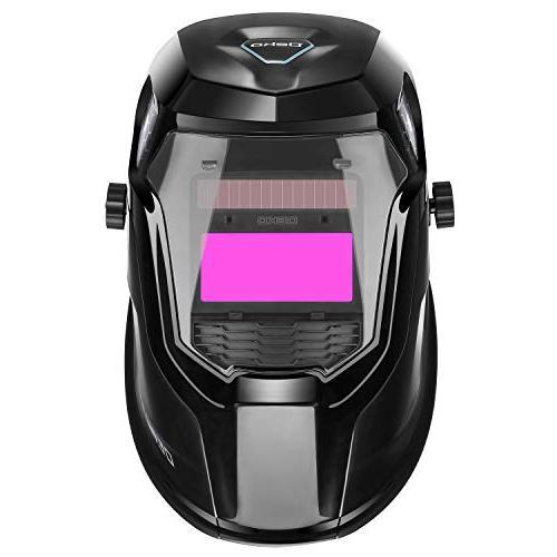Helmet Auto Range 4/9-13 for Mig Tig Arc Welder