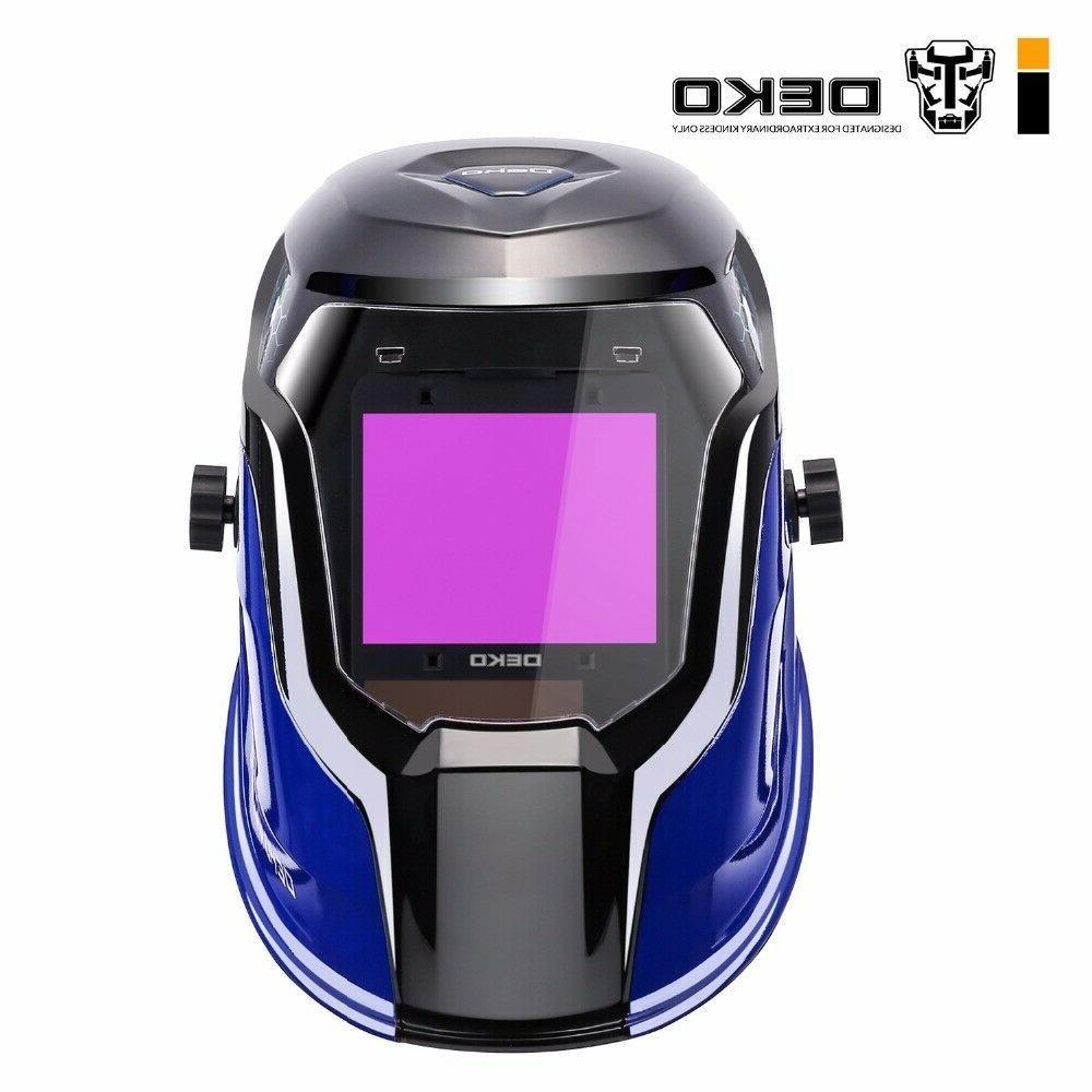 DEKO Helmet Darkening Hood welding