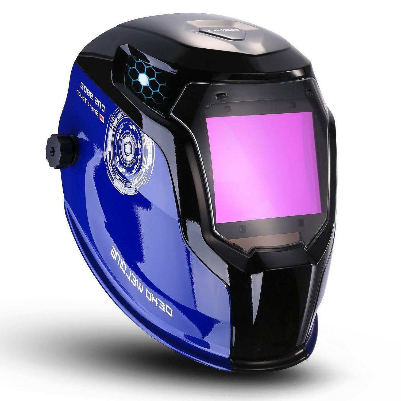 DEKO Solar Helmet Auto Hood welding
