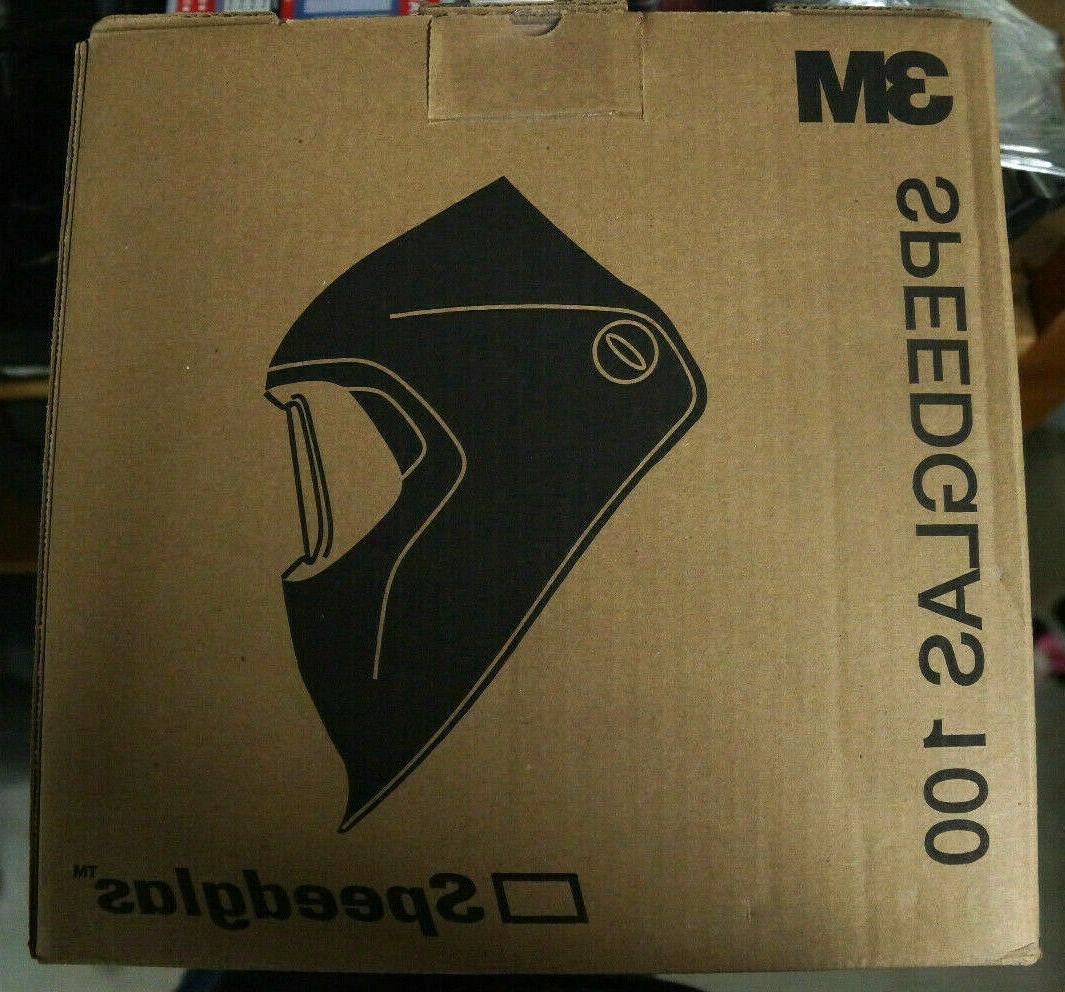 speedglas 100 welding helmet black shade 11