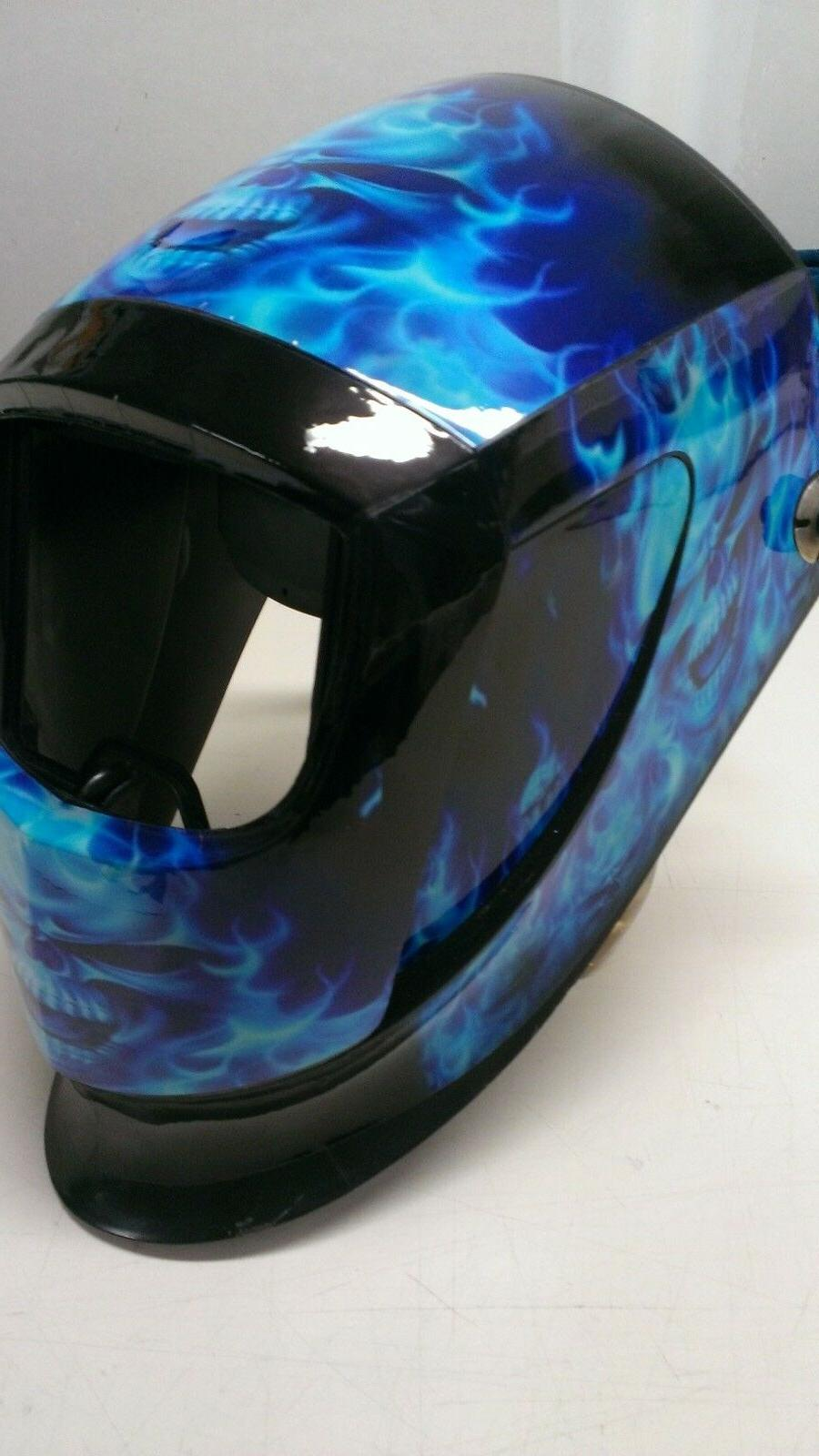 3M SPEEDGLAS 9000 9002 X XF SW WELDING HELMET WRAP DECAL STI