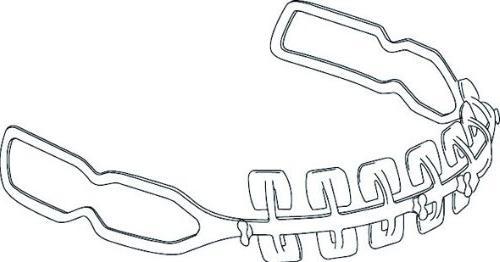 speedglas headband 9100 front part