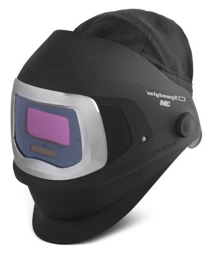 3M 9100 FX with and Standard Filter 9100V- Shades 8-13,