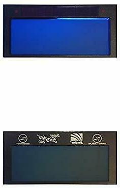 ArcOne SS240 Super Singles 240 Auto-Darkening Filter 2 x 4.2