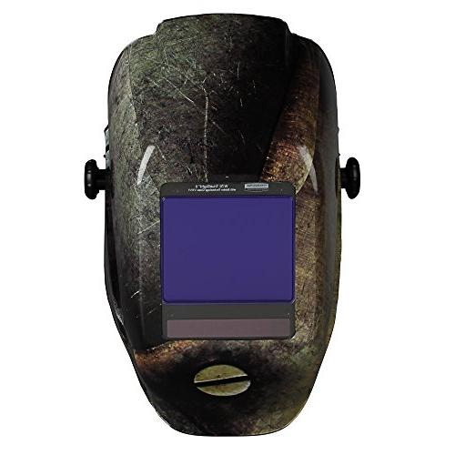 Jackson TrueSight Digital Darkening Helmet with , W70 ADF, Metal Order