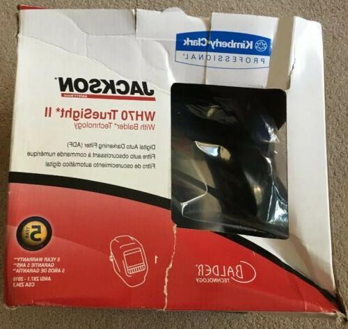Jackson Safety Digital Auto Darkening Helmet 46159