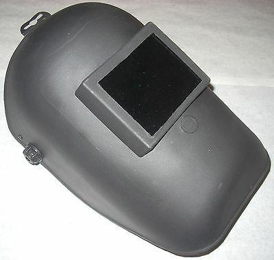 visitor hobby welding helmet shade 10 fixed