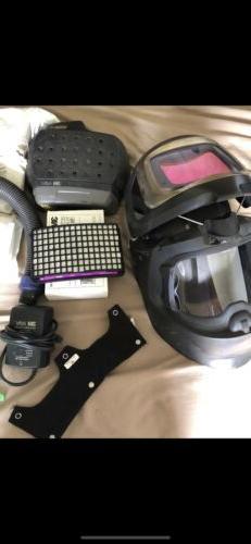 3M Speedglas Welding Helmet 9100MP Adflo Powered Air Purifyi