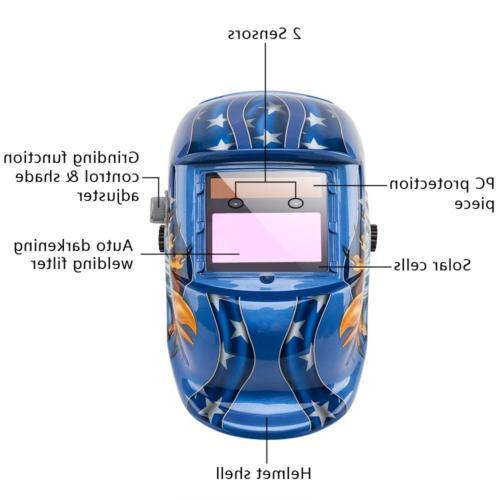 Z Helmet Auto Darkening,
