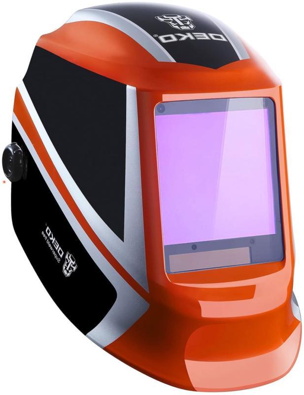 DEKOPRO Welding Helmet viewing