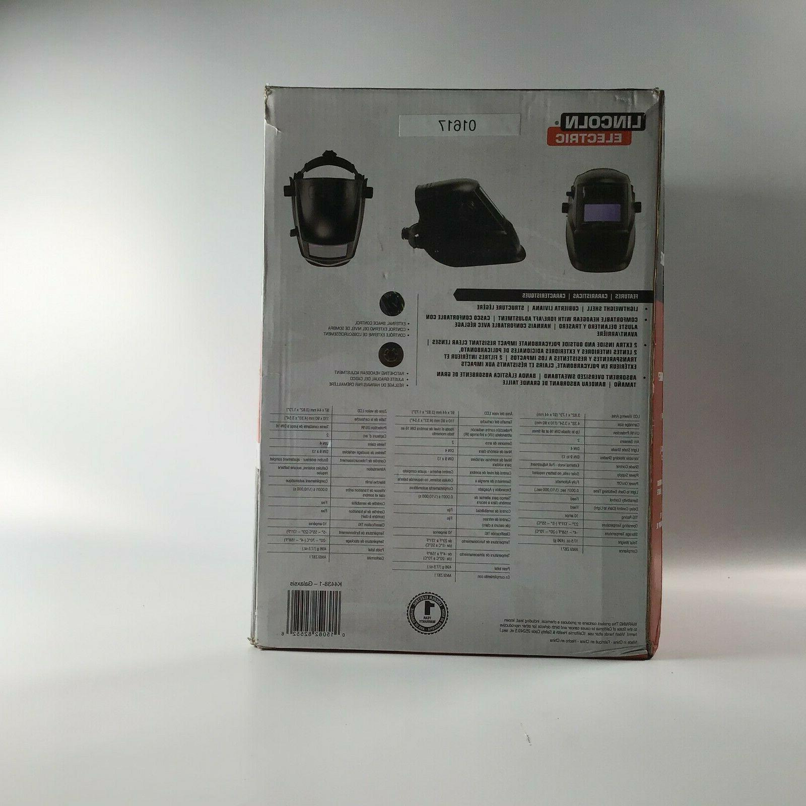 Lincoln Electric Welding Shade
