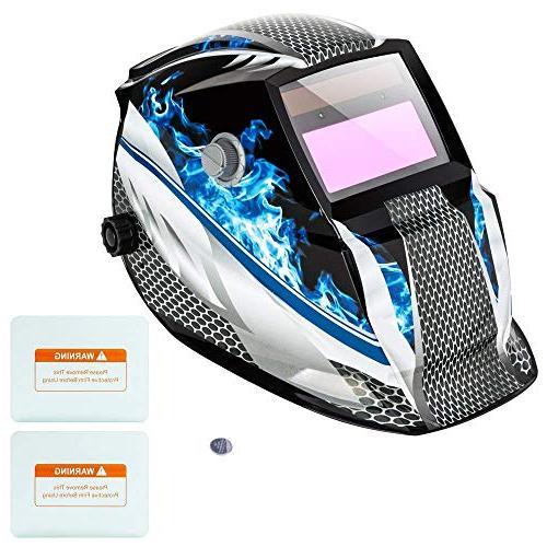 welding helmet mask solar auto