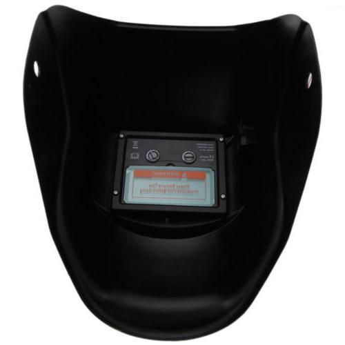 Welding Helmet Auto Darkening Tig Mig Certified 107