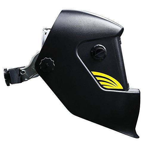 DEKOPRO Helmet 4/9-13 for Tig Arc Welder