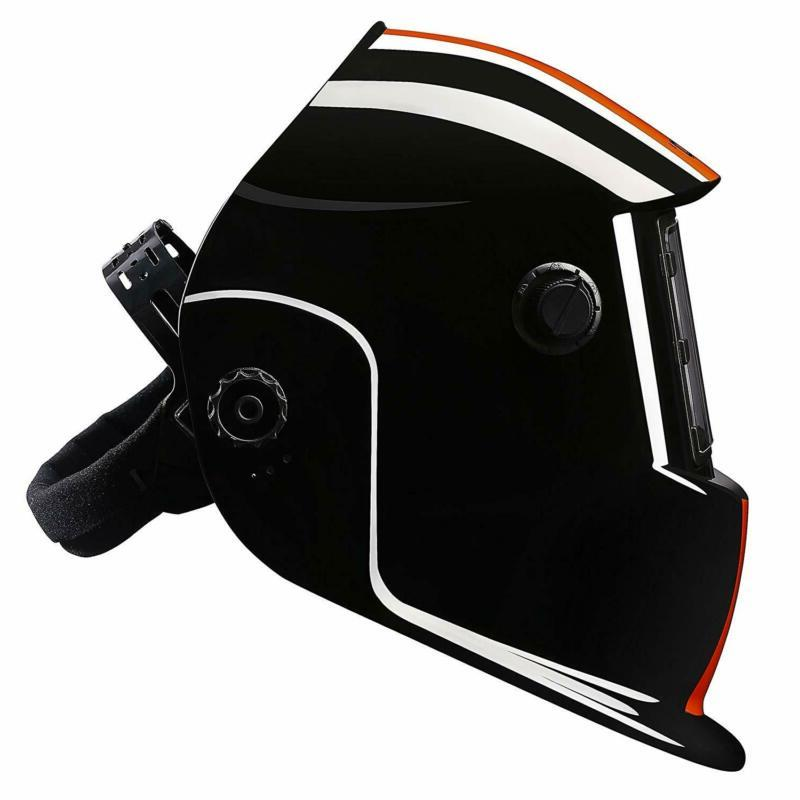 DEKOPRO Helmet Powered Auto with Adjustable
