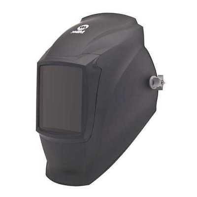 MILLER ELECTRIC 238497 Welding Helmet, Shade 8 to 12, Black