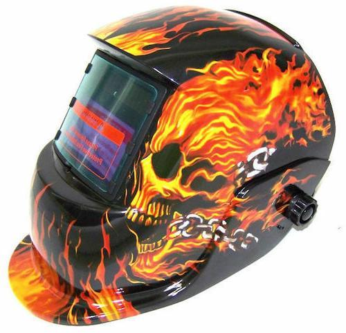 XDH Solar Darkening Welding Tig certified mask grinding