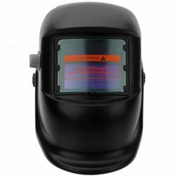 Large View Area Pro Solar Powered Welder Mask Auto-Darkening