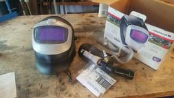 Like new 3M Speedglas 9002X Welding Helmet w/ Vortex Cooling