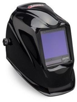Lincoln Welding Helmet Black ,4C Lens Technology Workshop to