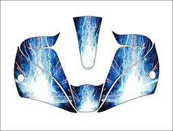 lincoln viking 2450 3350 welding helmet hood decal stickers