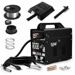 Goplus MIG 130 Welder Flux Core Wire Automatic Feed Welding