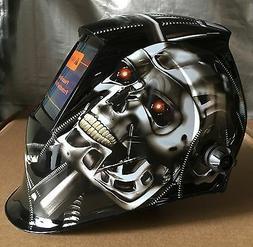 MSL WELDING/Grinding HELMET AUTO DARKENING MIG TIG ARC Mask