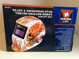 Neiko Auto-Darkening & Solar Power Welding Helmet For TIG/MI