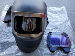 NEW 3M™ Speedglas™ Welding Helmet 9100 FX with lightly u