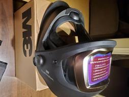 New 3M 9100FX Speedglass Welding Hood With Autodark Lens