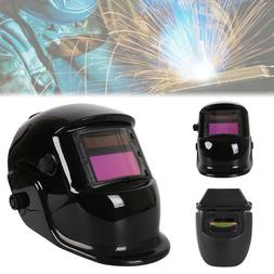 New Adjustable Auto Darkening Welding Helmet Mask Welders Gr