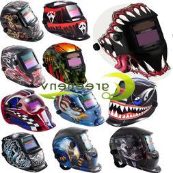 new pro auto darkening welding helmet arc