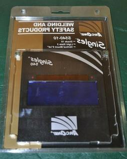 "New ArcOne S540-10 Shade 10 Auto-Darkening 5-1/4"" X 4-1/2"" X"